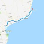 Maputo to Tofo