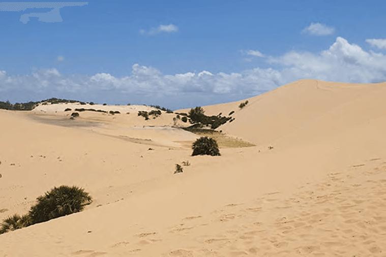 calanga beach tour