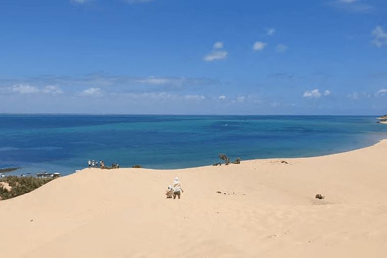 calanga beach tailor made tour