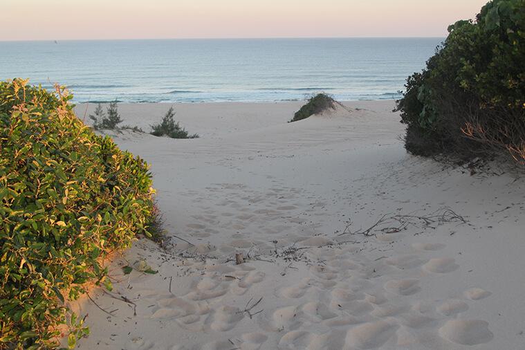 calanga beach