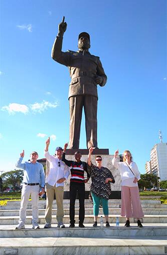 Maputo Downtown Tour