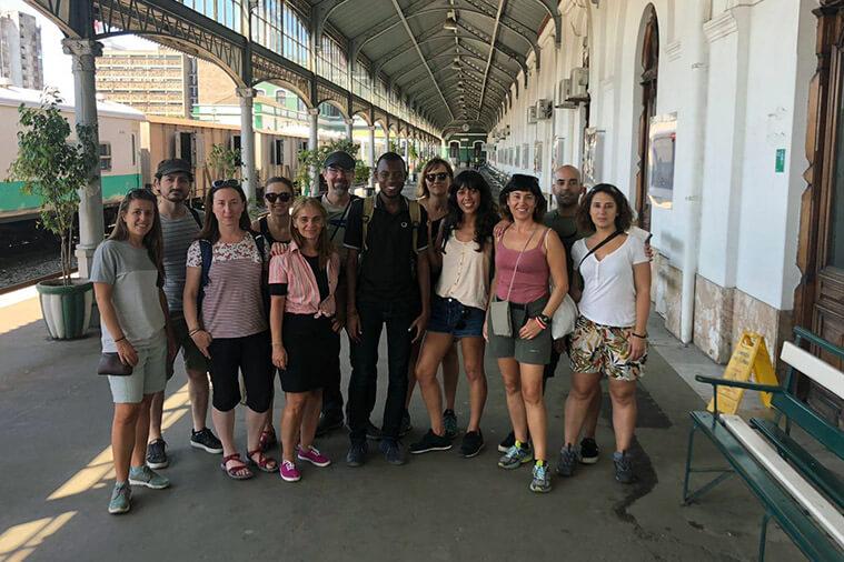 Maputo walking Tour