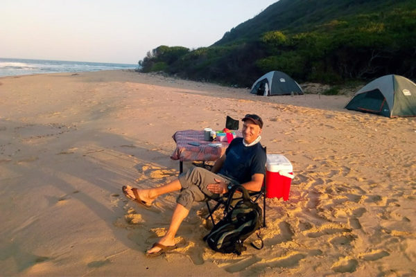 Maputo Special Reserve Camping
