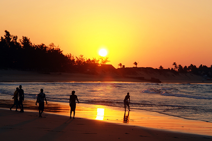 Maputo to tofo 3 days tour